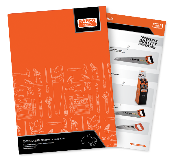 2015 Bahco Product Catalogue