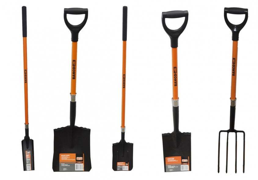 Bahco garden tools garden ftempo for Power garden digging tools